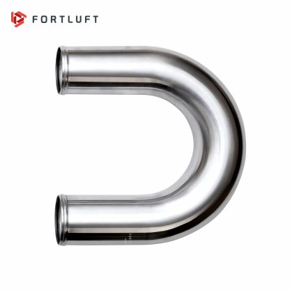 FORTLUFT Universal Turbo Intercooler Piping 180 Degree Aluminum 3.00''/76mm