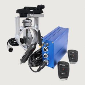 Exhaust Sound Control