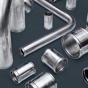 Aluminum Intercooler Piping